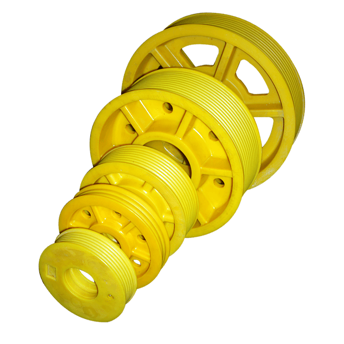 choice elevator pulley